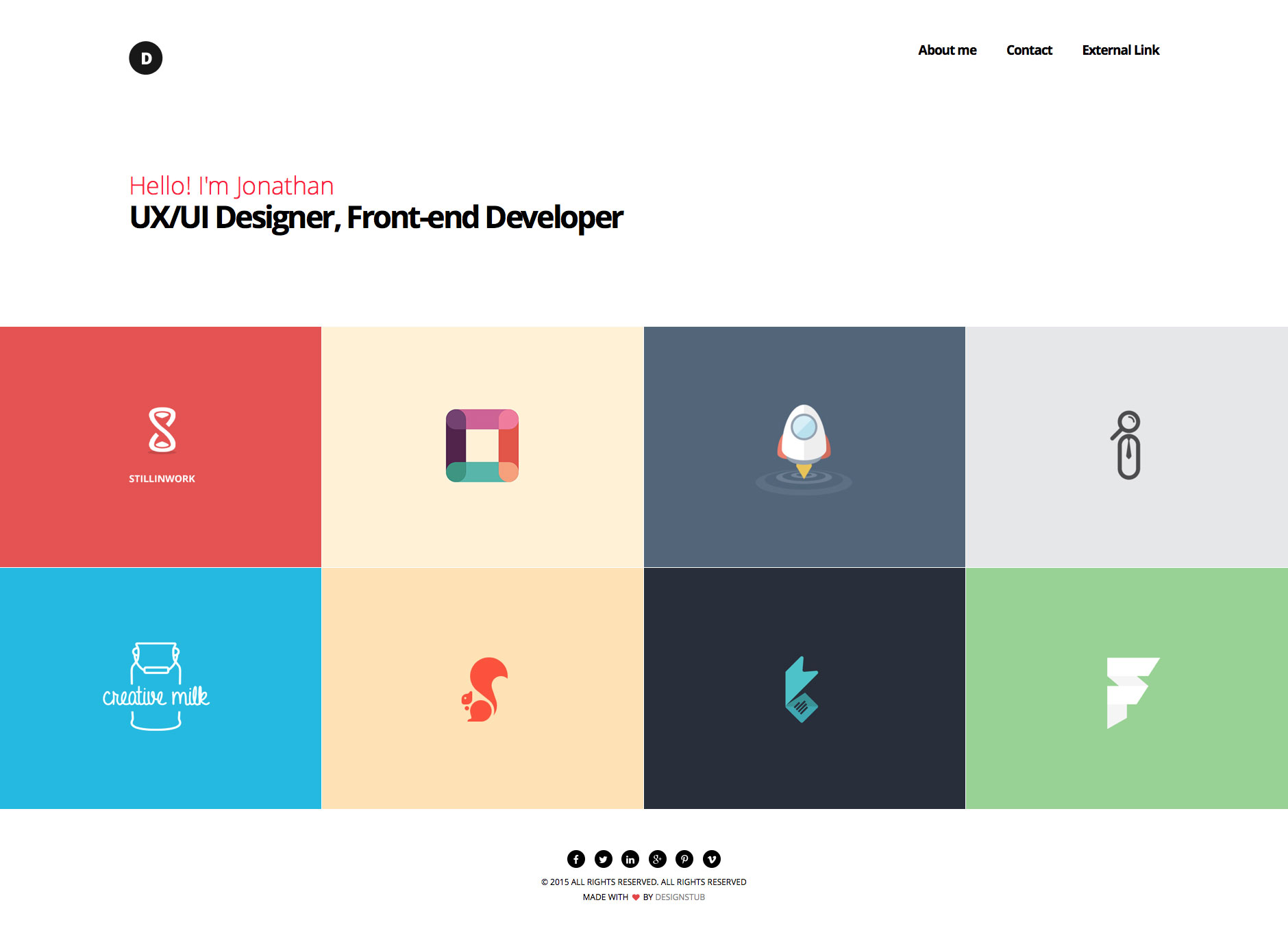 Dsign Free responsive HTML5 Bootstrap template - HTMLTEMPLATES.CO