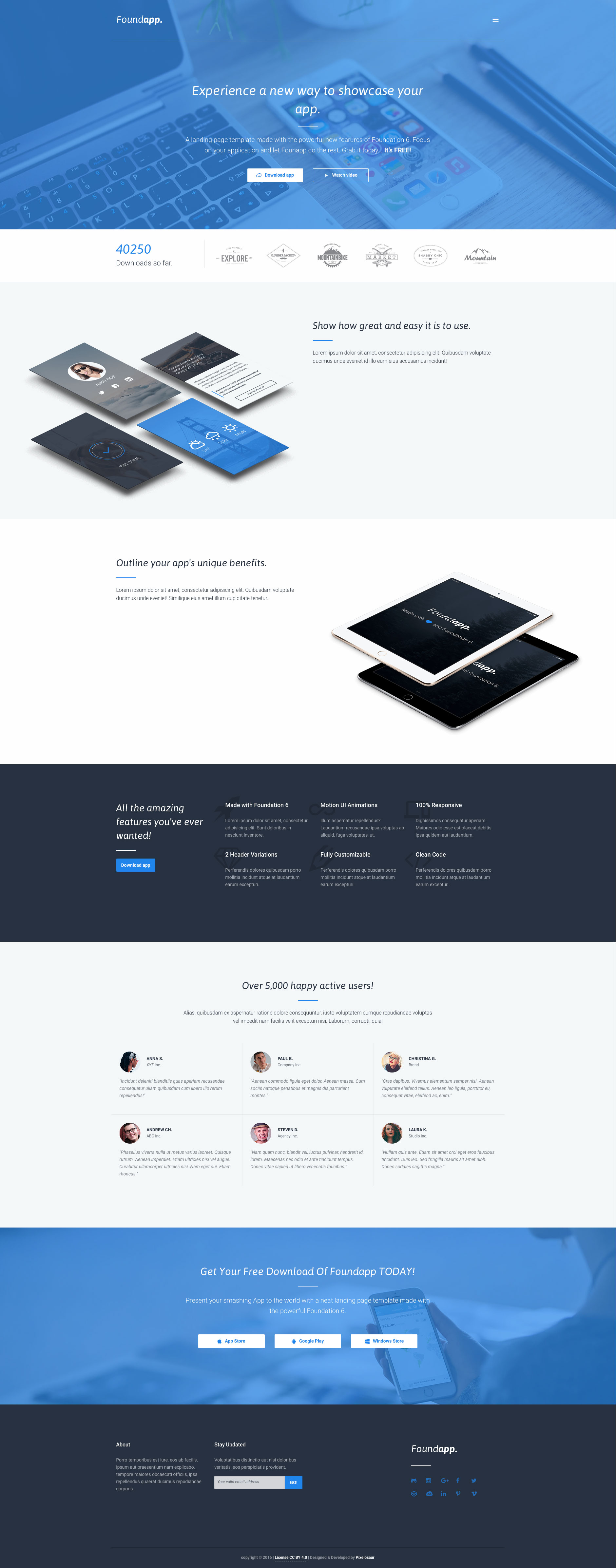 40 free and premium admin html/css website templates | ginva.