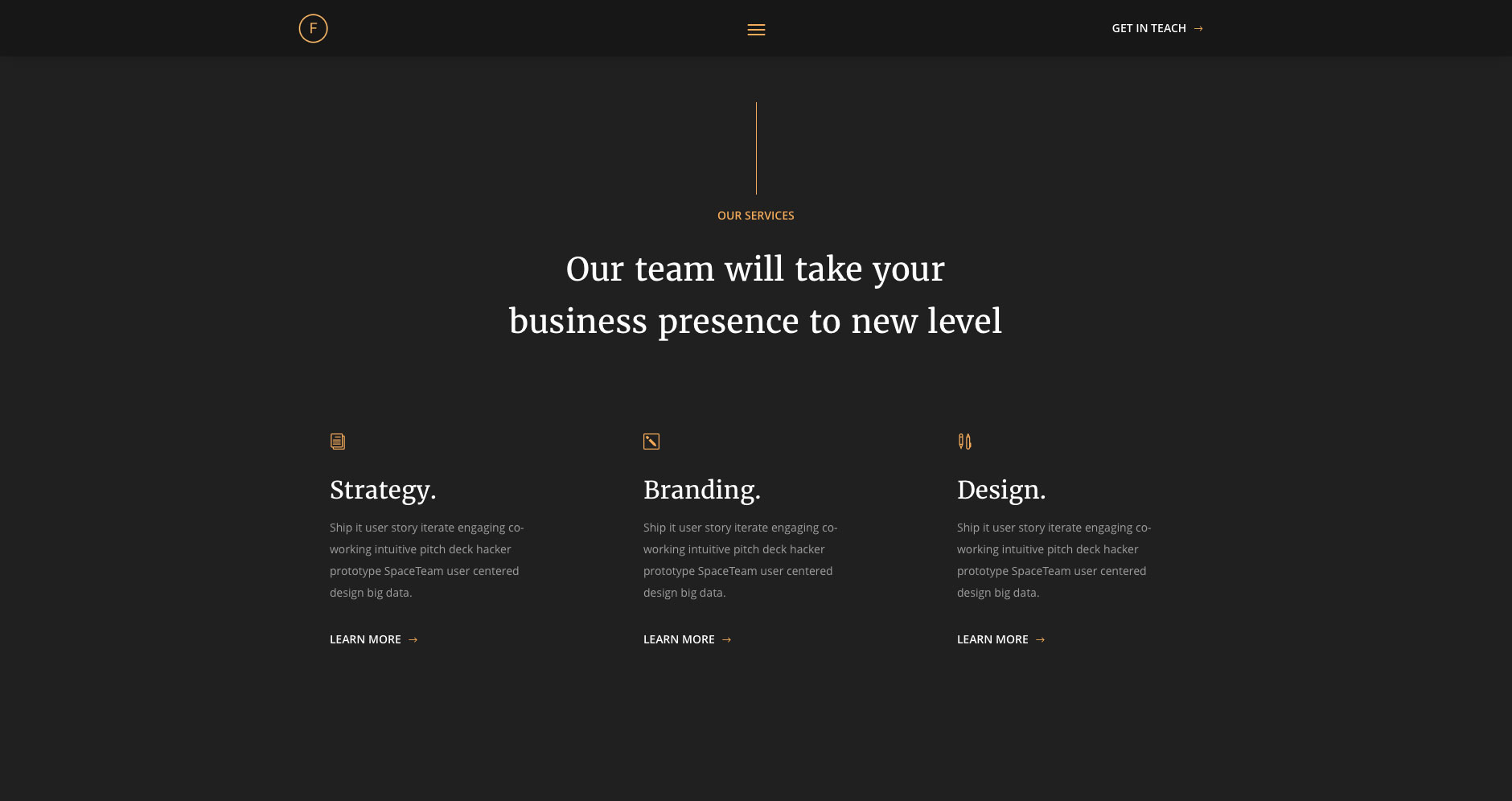Fusion is a free responsive HTML5 website template for personal portfolio website or agency website built with HTML5 and CSS3. Fusion template is fully responsive and based on the popular Bootstrap framework.