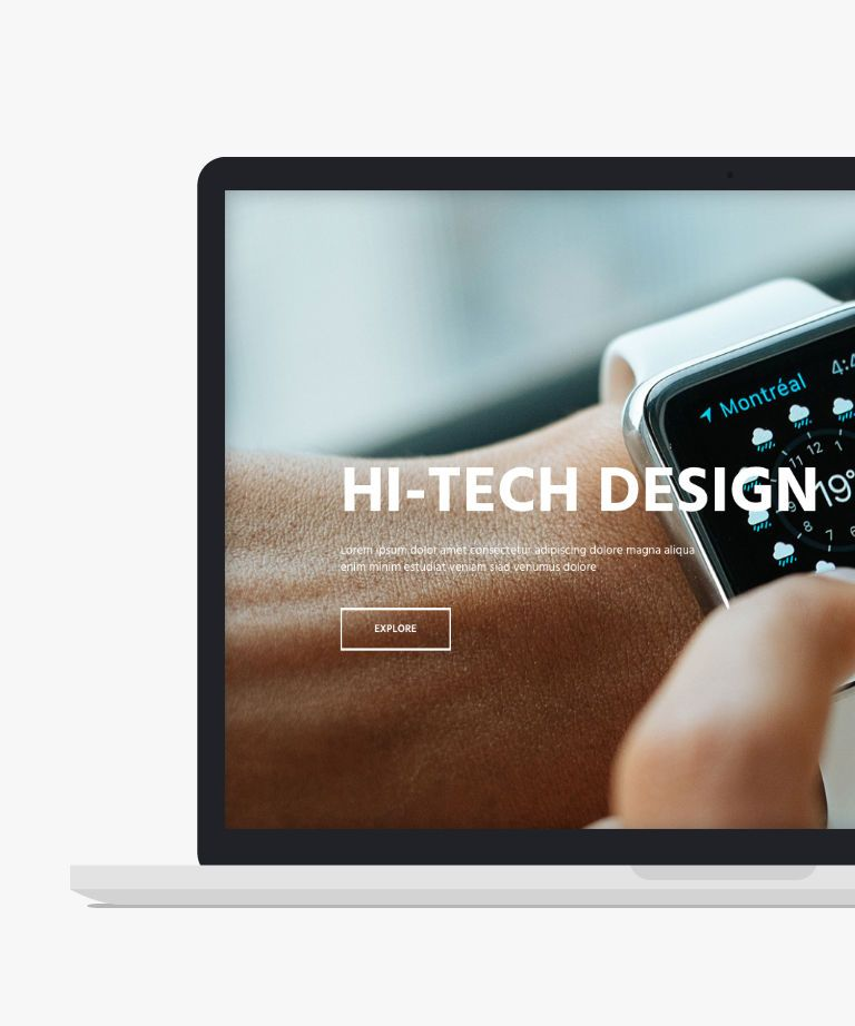 Aitonepage Free responsive HTML5 Bootstrap Business template