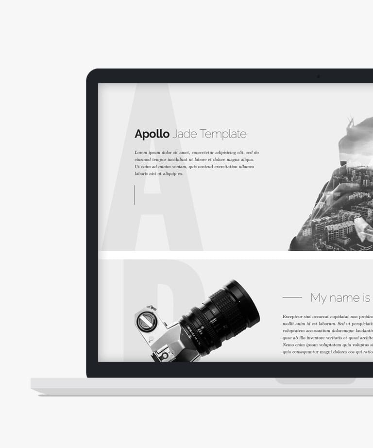 Apollo Free responsive HTML5 template