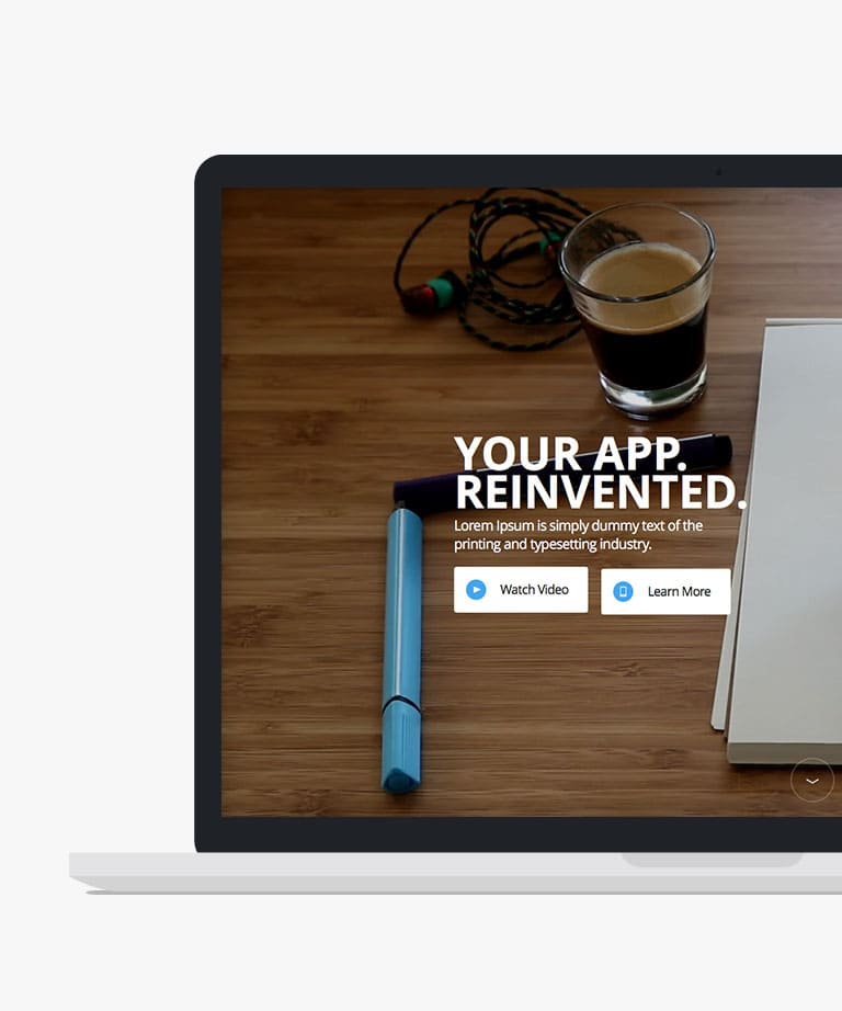 Appi Free responsive HTML5 Bootstrap template