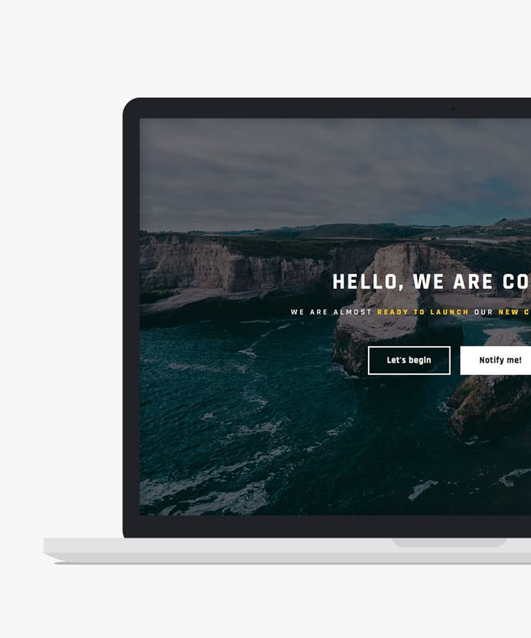 Comila Free responsive HTML5 Bootstrap Landing template
