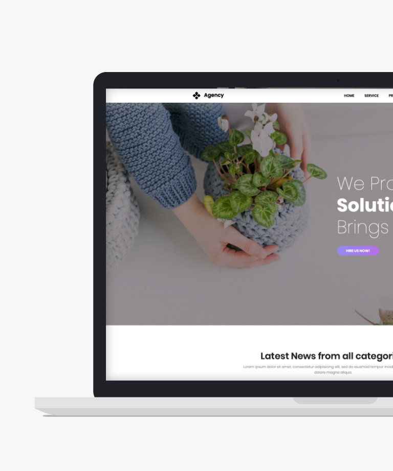 Creative Agency Free responsive HTML5 Bootstrap Agency template