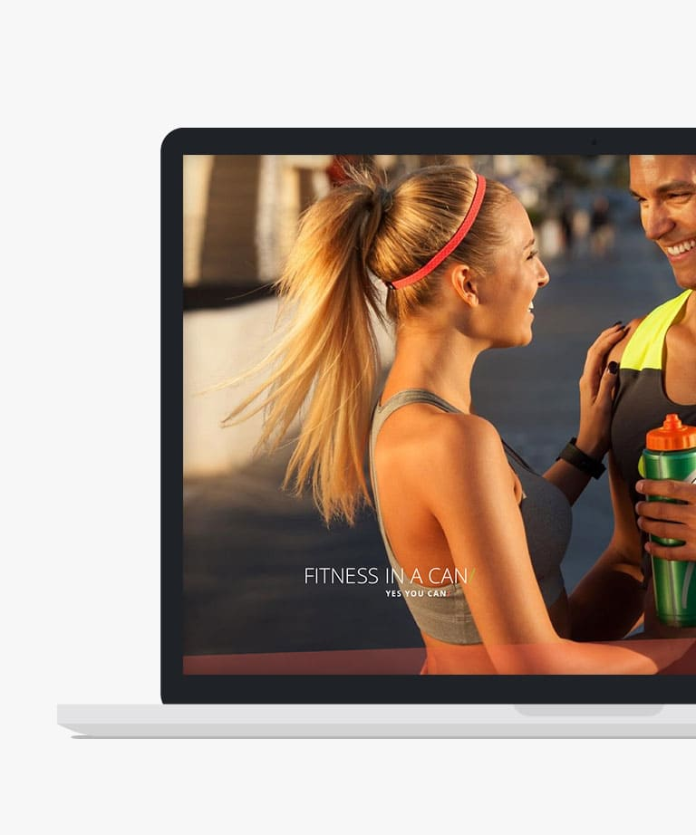 Fitness Free responsive HTML5 Bootstrap template