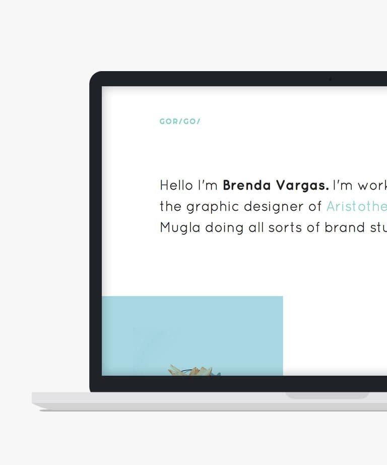 Gorgo Free responsive HTML5 template