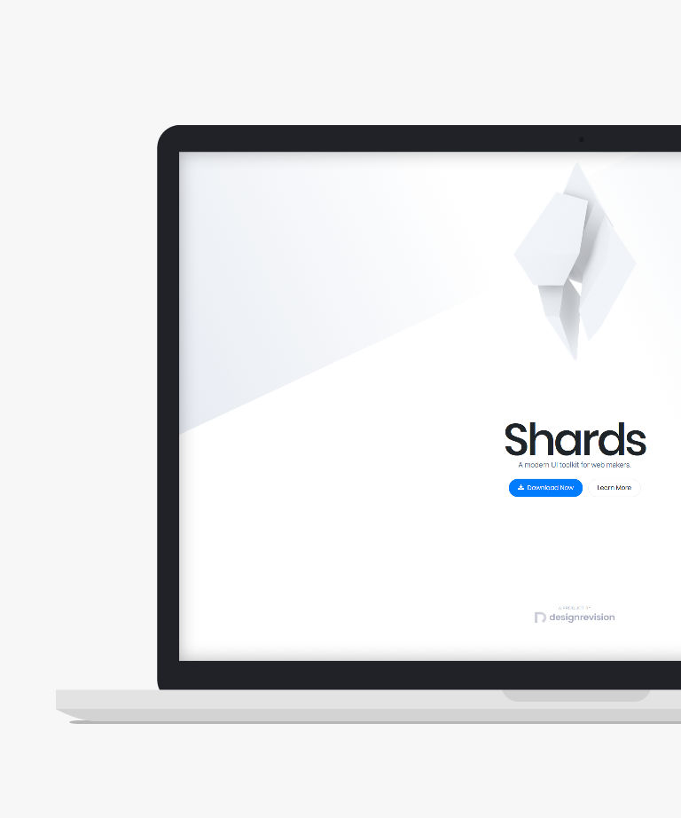 Shards Free responsive HTML5 Bootstrap UI Kit