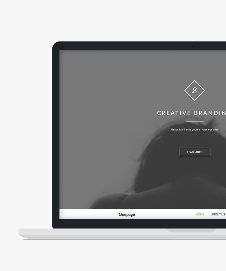 Thomsoon onepage Free responsive HTML5 template